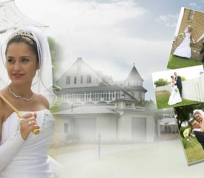Eine traumhafte Hochzeit im Resort Schwielowsee im Land Brandenburg.