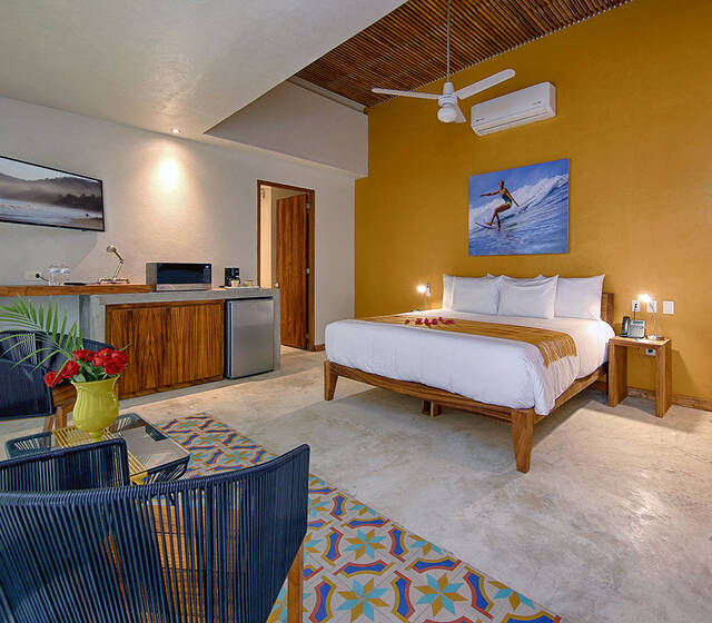 OZ Hotel Boutique Sayulita