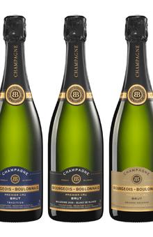 Champagne Bourgeois-Boulonnais premier cru