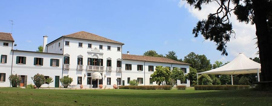 Villa Marcello Giustinian.