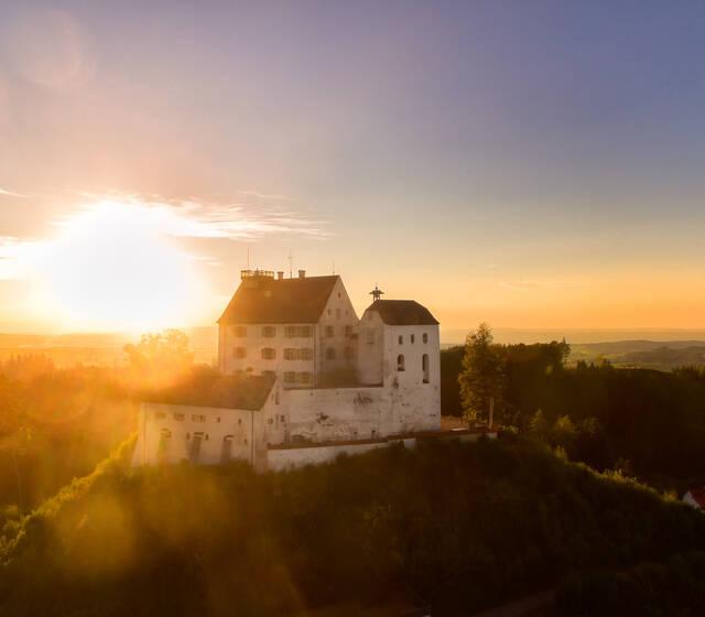 Hochzeit auf Schloss Waldburg