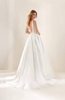 Vestido de Novia SABOYA de Hannibal Laguna - Colección ATELIER NOVIA 2019