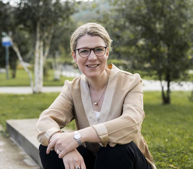 Hochzeitsrednerin Anja Happe