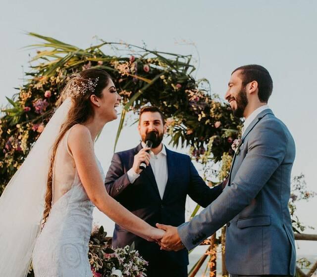 Noivo Terapia - Cerimônias de casamentos