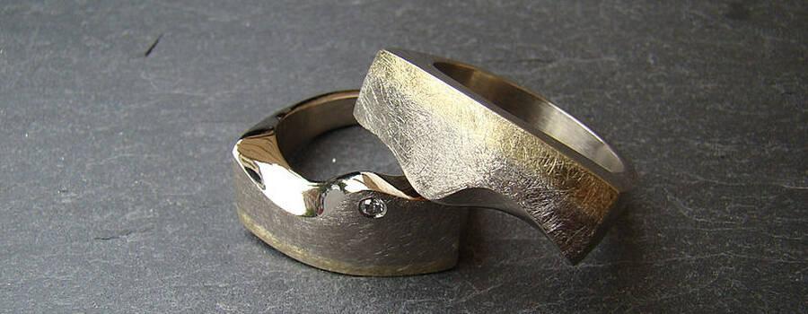 Beispiel: Ihre persönlichen Ringe fürs Leben, Foto: Anette Klook.