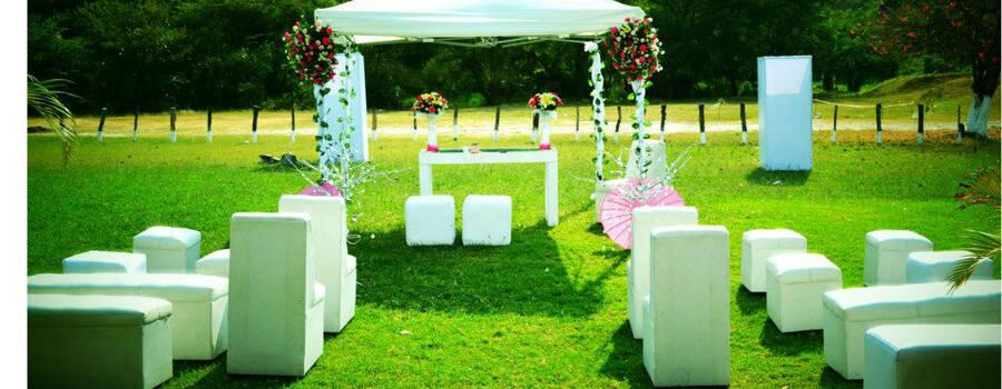 Hacienda los pinos bodas for Hacienda los azulejos