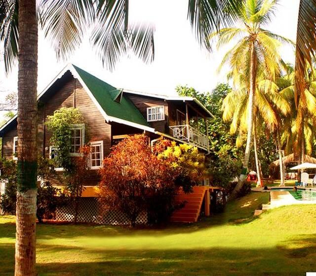 Posada Villa Verde San Andres Islas Hostal & Camping