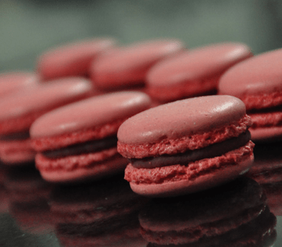 Macarons y alta repostería para bodas - Foto Le Macaron Boutique