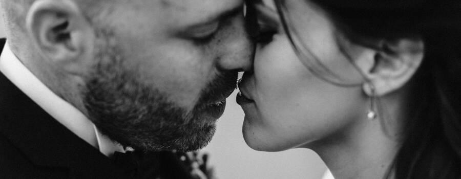 Inniger Kuss