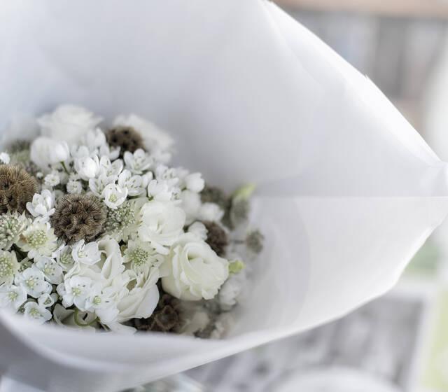 Bouquet de mariée - Ambiance bucolique et automnale
