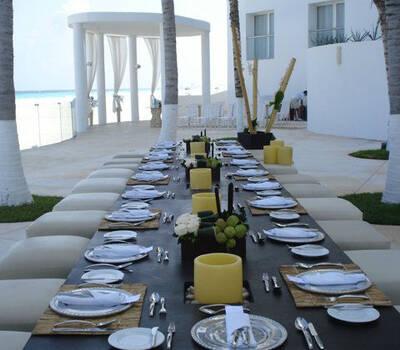 Le Blanc Spa Resort. Hotel. Cancún, Quintana Roo.