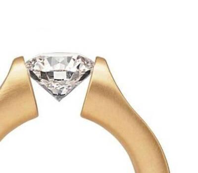 Beispiel: Der Diamantring zur Verlobung, Foto: S.M. Wild.