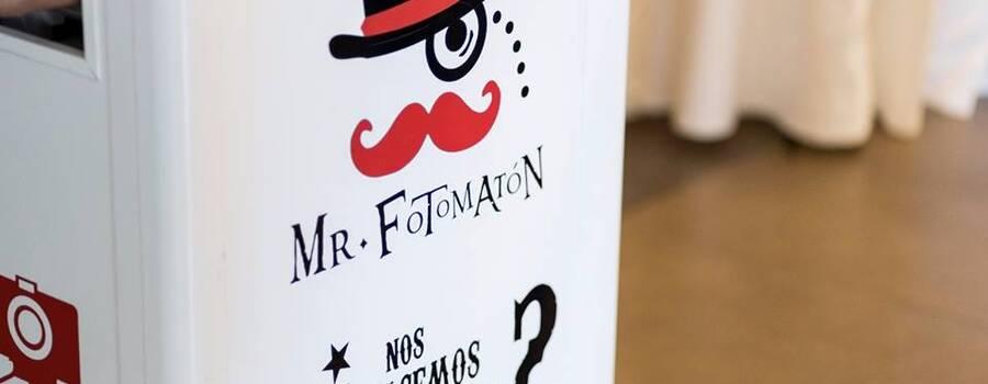 Mr. Fotomatón