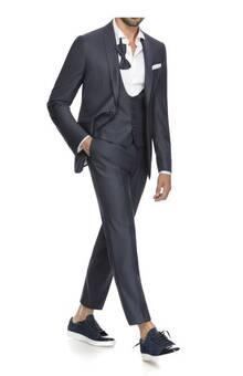 Mode für den relaxten Gentleman mit Stil
