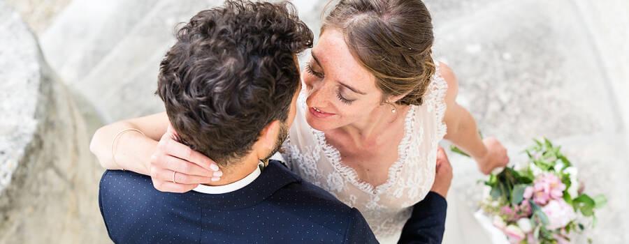 C + X - reportage mariage