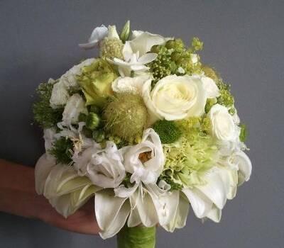 Floristik für die Hochzeit Foto: 1A Garten Schmidt