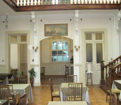 Palacio del vino.