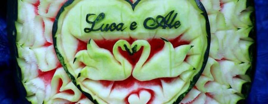 Luca Viel Frutta Scolpita