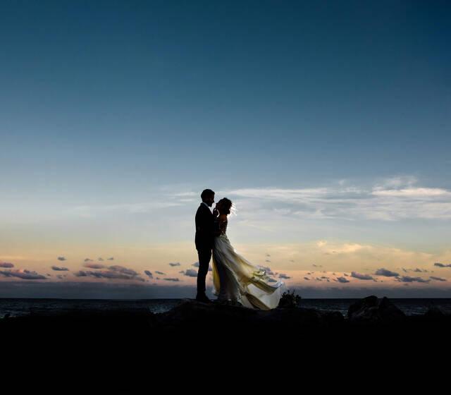 Wedding Aremi & Israel Grand Sirenis Akumal, Riviera Maya