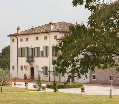 Villa Conti Cipolla, l'antica dimora dei conti