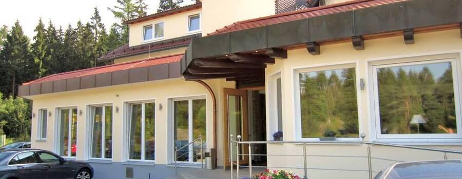 Beispiel:  Aussenansicht, Foto: Landhotel Wental.