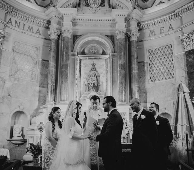 Destination Italian Wedding / Luana & Christian / New York / Our Story Together Photo and Film 3
