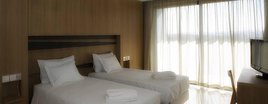Água Hotels Riverside - Quarto Standard