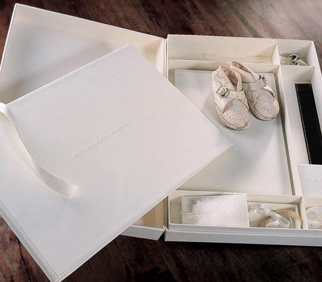 Beispiel: Babykassette, Foto: BestMoments.