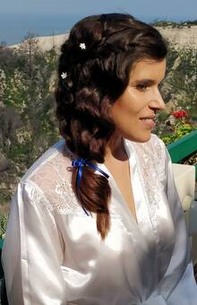 Carina Silva Hairstyle Artist Makeup