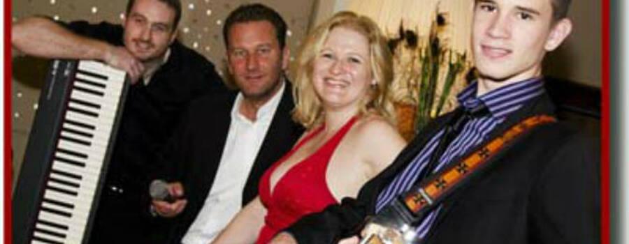 Beispiel: Die Band, Foto: Die Hochzeitsband.