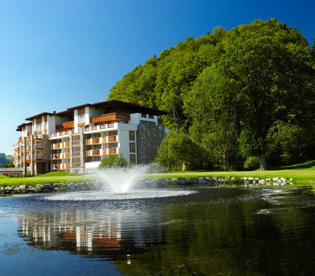 "Foto: ""Grand Hotel Tirolia"""