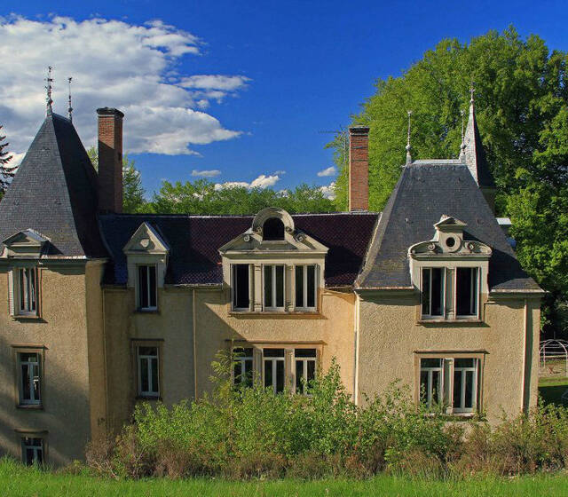 © Château de Bonnevaux