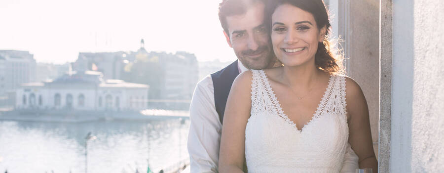 Mariage copte Genève Four seasons