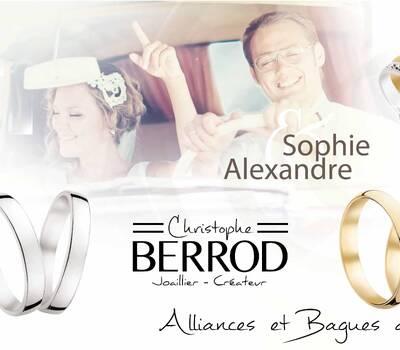 Bijouterie Berrod C Alliances Mariage OR  Spécialiste de l'alliance de mariage