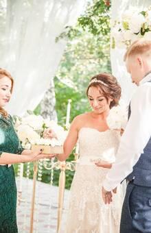 Бракосочетание Шуша и Кирилл