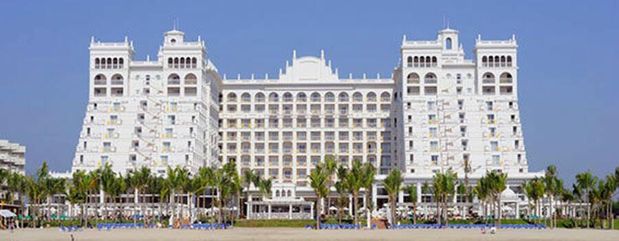 Hotel Riu Palace Pacífico en Puerto Vallarta.