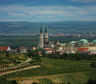 Beispiel: Außenansicht, Foto: Stift Klosterneuburg.