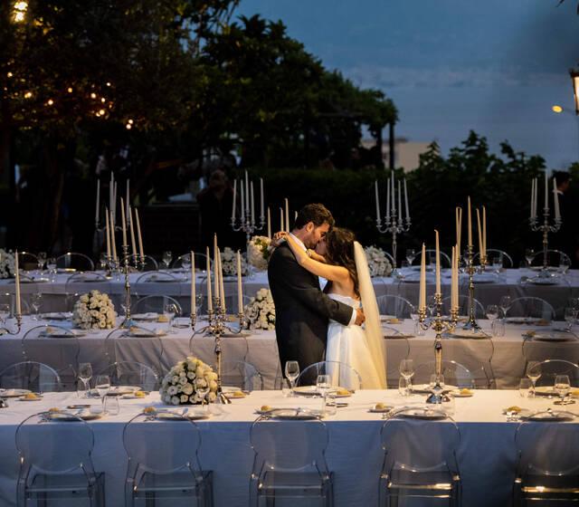 Villa Pulejo - Wedding - Banqueting -Messina - Tel. 090 6255107