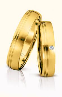 Desde 545 euros Alianças Borgat Bacall Dos santos Jewellery em ouro amarelo