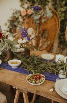 3 petites entrées façon mezzé à partager - Dans votre petite cuisine