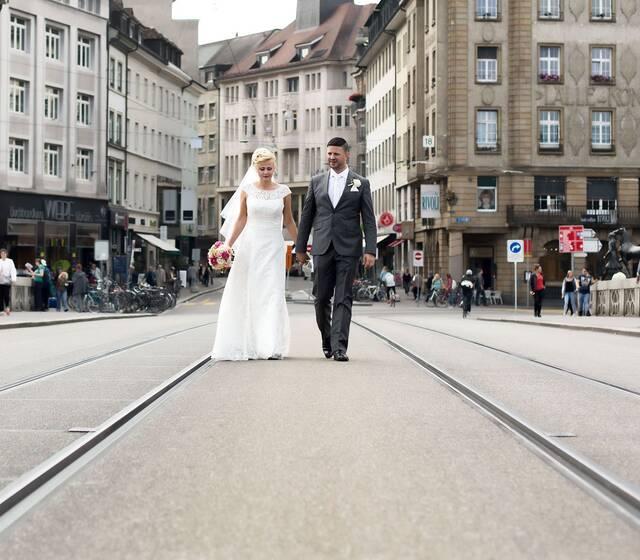 Hochzeitsreportage in Basel
