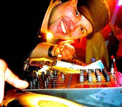 Beispiel: DJ Nycco, Foto: DJ Nycco.