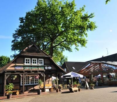 Beispiel: Vorderansicht, Foto: AKZENT Hotel Zur Grünen Eiche.