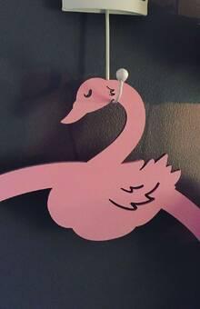 Cabide criança Swan