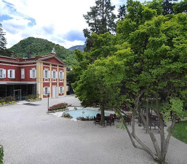 Hotel e Ristorante Villa Madruzzo Trento