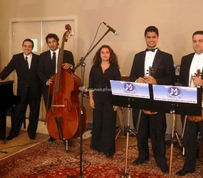 Coral Melyn Coral e Orquestra