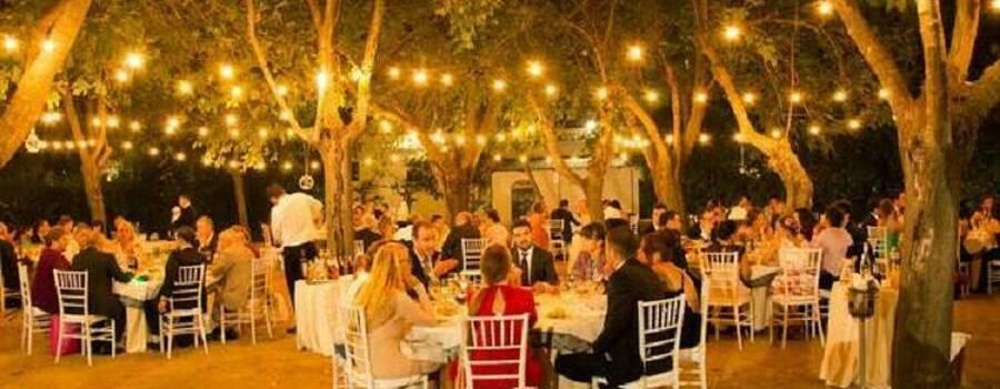 Decoración bodas Cádiz