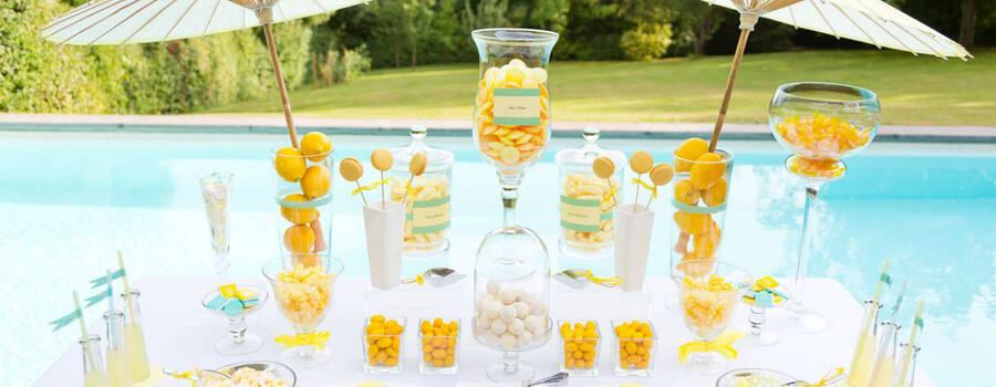 Beispiel: Candybar Sommertraum, Foto: mycandybar.