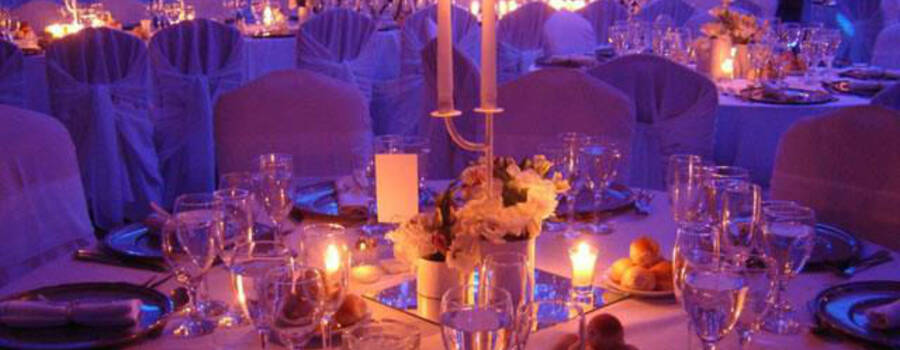 Organización de eventos y banquetes del Real