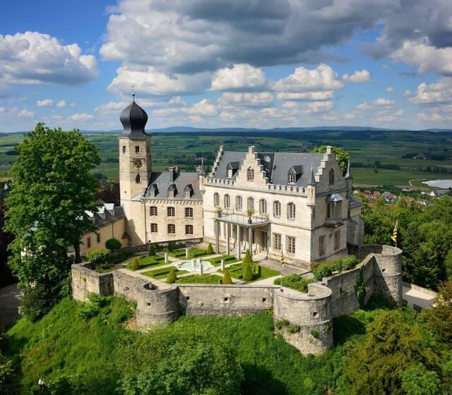 """Foto: """"Schloss Callenberg"""""""